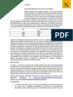 Situacion Nutricional en El Peru y Del Mundo Tatiana