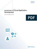 SACAD3 Essentials CloudAppDev 2019 Course Guide