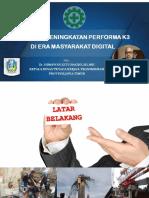 Kadisnakertransprovjatim - Seminar K3 PELINDO 11 PEB 2019