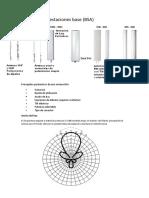Antenas Para Estaciones Base