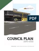 Horsham Council plan 2019-23