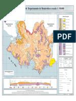 Carta Geologica Montevideo