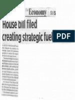 Business World, Sept. 20, 2019, House bill filed creating strategic fuel reserve.pdf