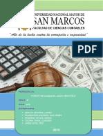 Peritaje contable