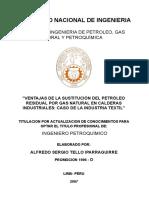 Propuesta Gas Natural