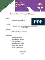 Informe Metrados Modulo Techo Propio -Ed.2