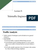 Teletrafic Engineering