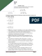 Sistema de Ecuaciones 15deagosto