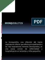 Bronquiolitis Jl