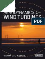 aerodynamics of wind turbine