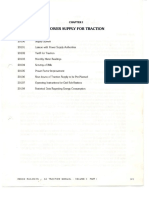 Indian Railway Traction manual for operation and maintenance