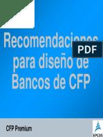 Recomendaciones Bancos de Capacitores y Filtros