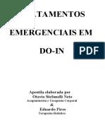 Tratamentos Emergenciais em DO-IN