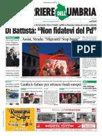 Rassegna stampa dell'Umbria 20 settembre 2019 UjTV News24 LIVE