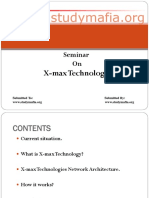 Xmax Technology Ppt