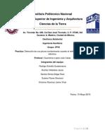 Instituto Politécnico Nacional - Reporte de Practica Ambiental