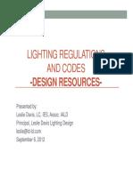 Leslie Davis IES Handbook and Recomended Practices PEC Presentation 9.6.2012.pdf