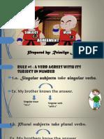 Reimilyn - Subject - Verb Agreement Report