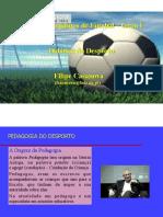 Didática Grau I Futebol 2018