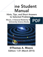 Manual Hints, Tips, And Short Answers