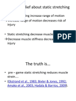 The Myth of Stretching
