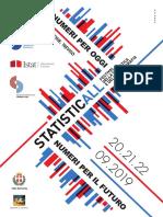 Festival della Statistica 2019 Treviso - Programma
