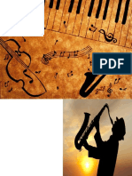 Jazz Music and Other Forms
