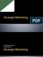 Strategic Marketing SS