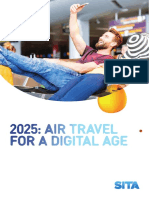 Air Travel for a Digital Age White Paper