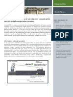 Aprisa XE Case Study - Offshore Link Spanish