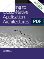 Migrating to Cloud-Native Application Architecutres NGINX
