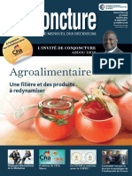 Conjoncture 984 Septembre 2016 Agroalimentaire