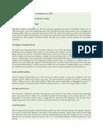 Analysis of the Motor Vehicles Amendment Act.docx