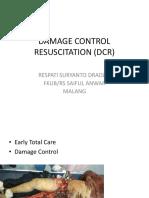 DCR Presentation