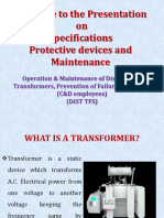 (7)Protective Devices & Maintenance