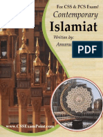 Contemporary Islamiat by Amanullah Gondal.pdf