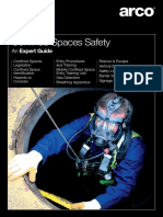 Confined Spaces Safety Expert Guide