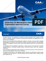 EASA 147 TEMPLATE