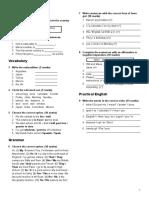 Spectrum TRD1 Test Diagnostic