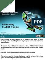 FLUENT training