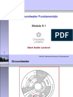 Module 09.1 - Groundwater.ppt