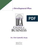 Handbook Faculty Development Plan