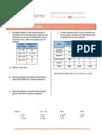 01 - Organização e Representação de Dados - Exercicios