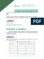 01 - Organização e Representação de Dados - Teoria