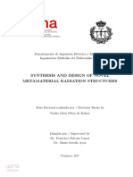 Elektriko Et Al. - 2017 - Synthesis and Design of Novel Metamaterial Radiation Structures