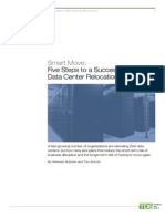 Data Center Relocation TDS White Paper