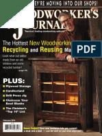 Woodworker's Journal - Vol.38 No.1 - Feb 2014