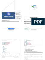 How to Build an Ionic Calendar App - Devdactic