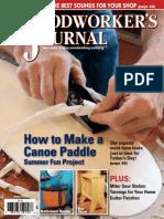 Woodworker's Journal - Vol.39 No.3 - Jun 2015