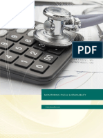 Fiscal Sustainability Report - June 2015